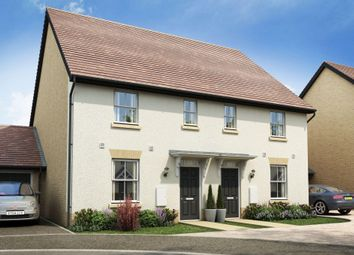 "Thumbnail 3 bed link-detached house for sale in ""Ashworth"" at Stansted Road, Elsenham, Bishop's Stortford"