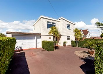 Thumbnail 4 bed detached house for sale in Eastoke Avenue, Hayling Island, Hampshire