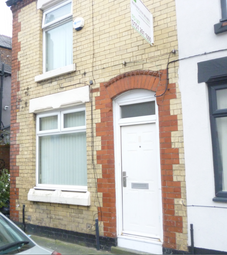 Thumbnail 2 bed end terrace house to rent in Hawkins Street, Liverpool