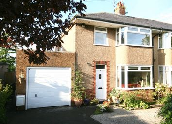 Thumbnail 3 bed semi-detached house for sale in 5 Ribblesdale Avenue, Wilpshire, Blackburn