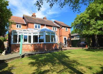 Thumbnail 4 bed detached house for sale in The Square, Spencers Wood, Reading