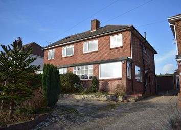 Thumbnail 3 bed property for sale in Woodfield Avenue, Farlington, Portsmouth