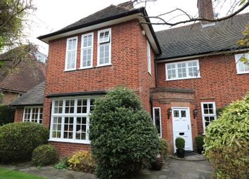 Thumbnail 4 bed semi-detached house for sale in Middleway, London