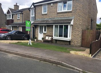 Thumbnail 4 bed link-detached house for sale in Pennine Court, Crook, County Durham