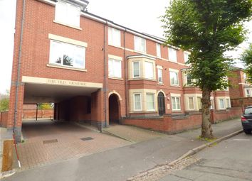Thumbnail 1 bed flat for sale in Flat 12 The Old Vicarage, 17 Swinburne Street, Derby