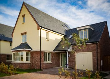 Thumbnail 5 bed detached house for sale in The Jay, Heyford Meadows, Hankelow