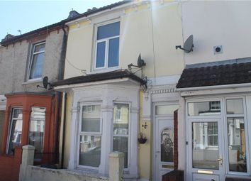 Thumbnail 2 bedroom terraced house for sale in Paulsgrove Road, Portsmouth, Hampshire