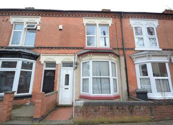 Thumbnail 3 bedroom terraced house for sale in Gaul Street, West End, Leicester