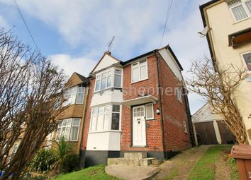 Thumbnail 3 bed semi-detached house to rent in Prestbury Crescent, Banstead