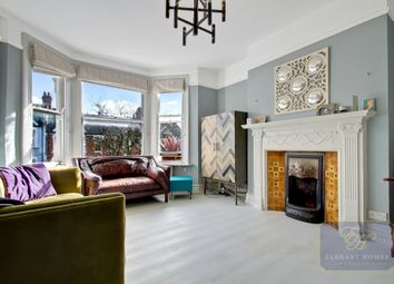 Thumbnail 4 bed flat for sale in Furness Road, London