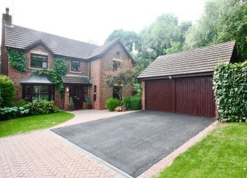 Thumbnail 4 bed detached house for sale in Cromes Wood, Coventry