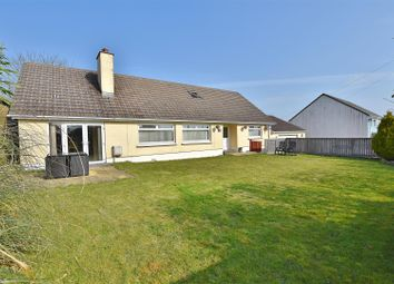 4 bed detached bungalow for sale in Scarrowscant Lane, Haverfordwest SA61