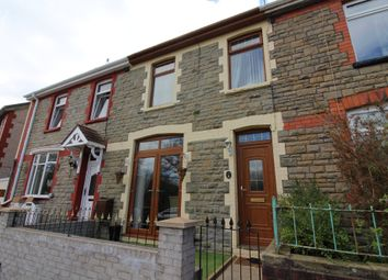 Thumbnail 3 bed terraced house to rent in Kennard Terrace, Crumlin, Newport