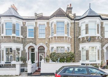Thumbnail 4 bed terraced house for sale in Leander Road, Brixton, London