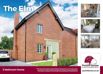 Thumbnail 2 bed detached house for sale in Measham Road, Moira