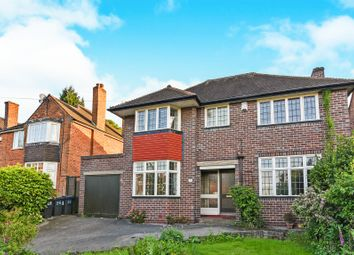 Thumbnail 3 bed detached house for sale in Leopold Avenue, Birmingham