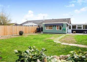 Thumbnail 4 bed semi-detached bungalow for sale in Dukes Drive, Halesworth