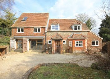 Thumbnail 4 bed detached house for sale in Upton Scudamore, Warminster