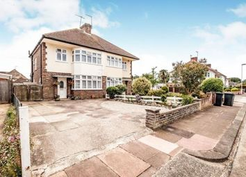 Thumbnail 3 bed property for sale in Orchard Avenue, Worthing, West Sussex