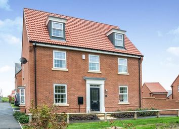 Thumbnail 5 bed detached house for sale in Cormorant Road, Whitby, North Yorkshire