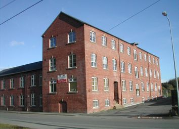 Thumbnail 1 bed flat to rent in Cymric Mill, Canal Road, Newtown, Powys