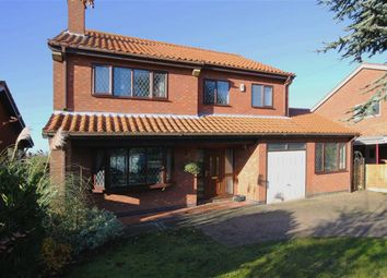 Thumbnail 4 bed property for sale in Holme Drive, Burton-Upon-Stather, Scunthorpe