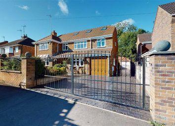 Thumbnail 5 bed detached house for sale in Peak Avenue, Riddings, Alfreton