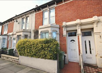 Thumbnail 4 bed terraced house to rent in Francis Avenue, Southsea, Portsmouth, Hampshire