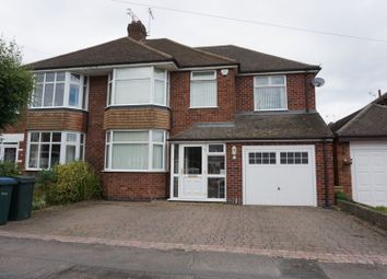 Thumbnail 4 bed semi-detached house for sale in Dawlish Drive, Coventry