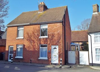 Thumbnail 2 bed semi-detached house to rent in Church Street, Titchfield, Fareham