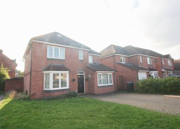 Thumbnail 5 bed detached house for sale in Lucerne Close, Aldermans Green, Coventry