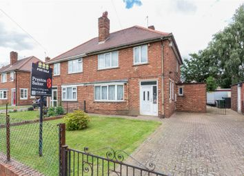 Thumbnail 3 bed semi-detached house for sale in Lonsdale Avenue, Doncaster