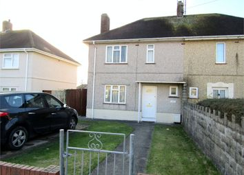 Thumbnail 2 bed semi-detached house for sale in Amanwy, Llanelli, Carmarthenshire