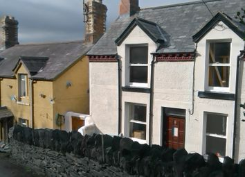 Thumbnail 3 bed detached house to rent in London Road, Corwen