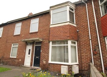 Thumbnail 3 bed flat for sale in Baker Gardens, Dunston, Gateshead