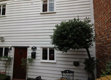 Thumbnail 2 bed cottage to rent in Stoneham Street, Coggeshall, Colchester
