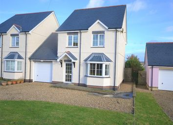 Thumbnail 3 bed semi-detached house for sale in Bowls Road, Blaenporth, Cardigan