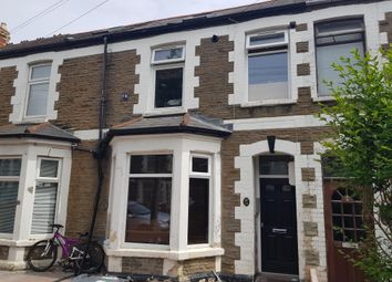 Thumbnail 2 bed flat to rent in Richard Street, Cathays, Cardiff