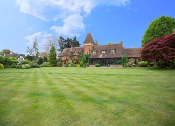 Thumbnail 7 bed detached house for sale in Broomfield Park, Sunningdale, Ascot