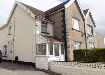 Thumbnail 4 bed semi-detached house for sale in Bailey Street, Brynmawr, Ebbw Vale