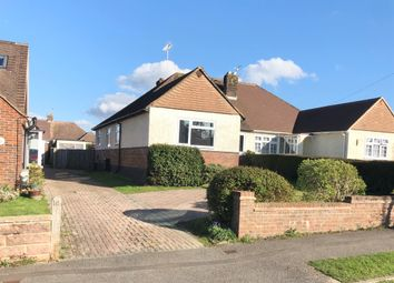Thumbnail 3 bed semi-detached bungalow for sale in St. Peters Road, Burgess Hill