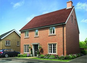 Thumbnail 5 bed detached house for sale in Knights Walk, Hare Street Road, Buntingford, Hertfordshire