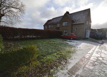 Thumbnail 3 bed semi-detached house for sale in Racecourse Road, East Ayton, Scarborough