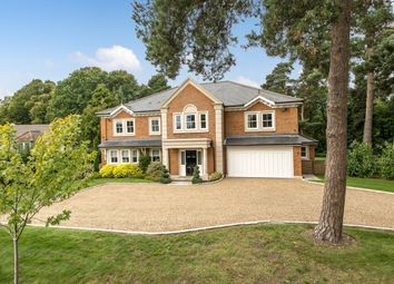 Thumbnail 6 bedroom detached house for sale in Goldrings Road, Oxshott, Leatherhead