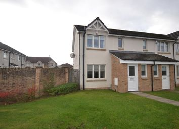 Thumbnail 3 bed end terrace house for sale in Bathlin Crescent, Moodiesburn