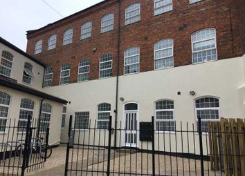 Thumbnail 1 bed flat to rent in Louise Road, Northampton