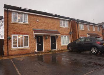 Thumbnail 2 bedroom semi-detached house for sale in Reliant Close, Castle Bromwich, Birmingham
