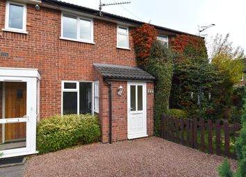 Thumbnail 2 bed terraced house for sale in Whitewood Way, Worcester