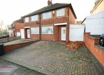 Thumbnail 3 bed semi-detached house for sale in Parker Drive, Leicester, Leicestershire