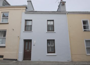 Thumbnail 3 bed terraced house for sale in Market Street, Peel, Isle Of Man